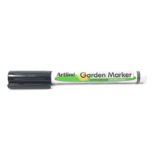 Artline Garden Marker - Quick Dry Ink for Outdoor Use - Water and Sun Resistant Ink