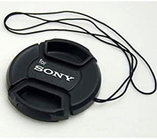 SHOPEE 55mm Replacement Lens Cap Cover for Sony Alpha Lens with Thread 18-55mm