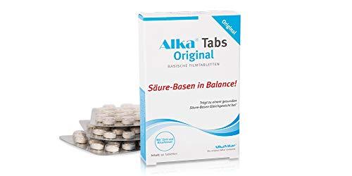 Alka® Tabs Original: Basische Filmtabletten zum Entsäuern