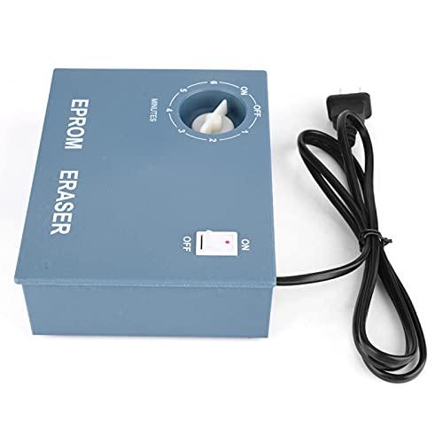 Temporizador borrable EPROM, borrador EPROM 220V Borrador EPROM de alta velocidad para borrar chips EPROM para electricidad(National standard plug)