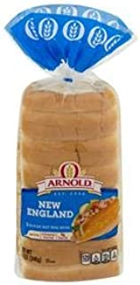 Arnold Select New England Hot Dog Rolls - 2 Packs