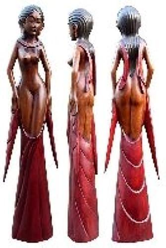 Frauen Figur 100 cm Dame Sexy Lady01