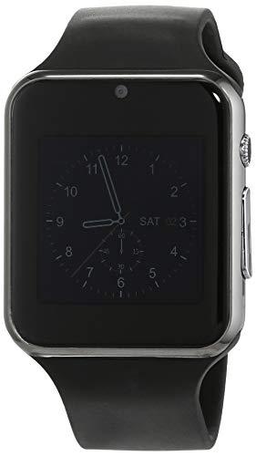 PRIXTON SW 15B Reloj Inteligente, Compatible con iOS y Android