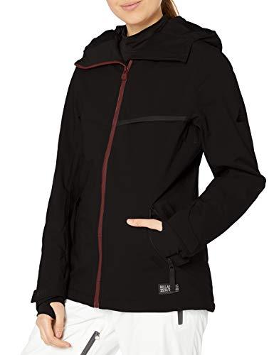 BILLABONG Damen Eclipse Snowboard Jacket Isolierte Jacke, schwarz, X-Klein