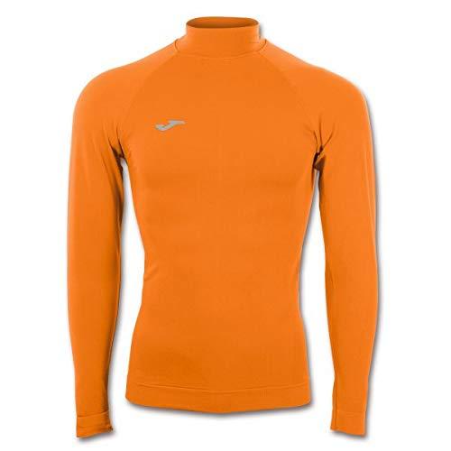 Joma Classic Camiseta Termica, Hombres, Naranja, S/M