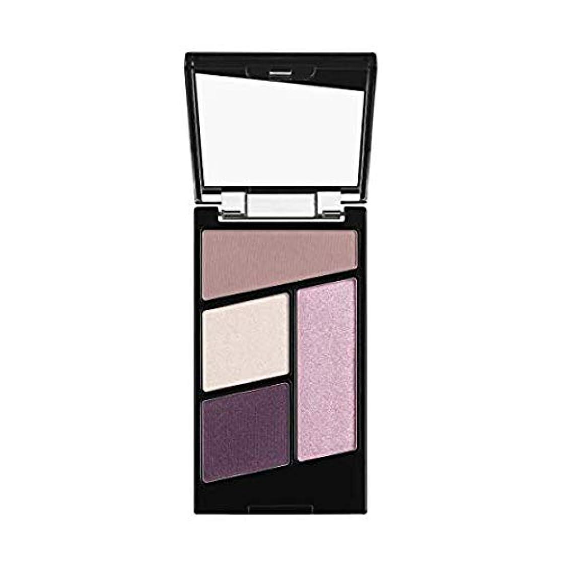 ファイアル資産キャプションWET N WILD Color Icon Eyeshadow Quad - Petalette (並行輸入品)