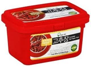 Savor Brands Gochujang Korean Red Pepper Paste 2.2 lb-Pack of 12