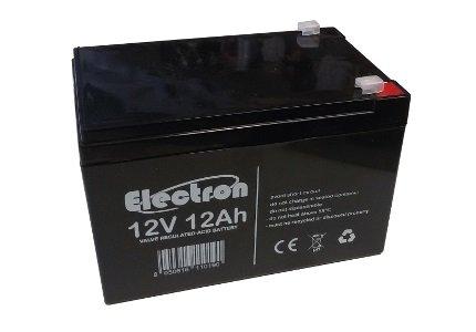 Batería de plomo 12 V 12 Ah recargable para bicicletas eléctricas, grupo...