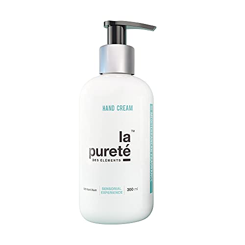 La Pureté Des Éléments - Crema de Manos Hidratante Antiedad con Ácido Hialurónico, Aroma...