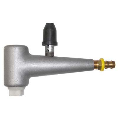 Blastline USA Metering Assembly Valve, with Rubber Cap, (Old Style)