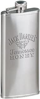 Jack Daniel's Licensed Barware Tennessee Honey Flask 5-Ounce