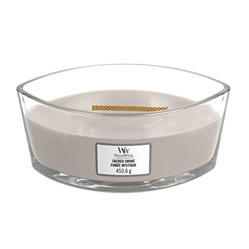 Woodwick Sacred Smoke Hearthwick Jar Candle