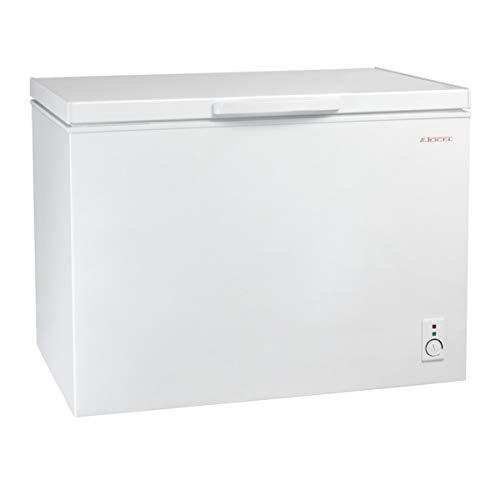 Congelador horizontal Jocel JCH-300L, Blanco, Clase de Eficiencia A+