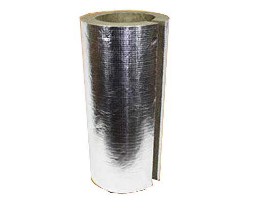 Rohrisolierung RRS 0,50m DN 130 alukaschiert