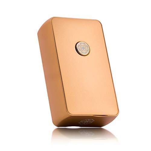 Dotmod Box DUAL MECH MOD Gold Gold, para 2 Baterías Externas