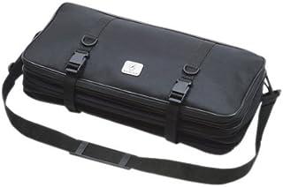 Mercer Culinary M30429M Triple-Zip 21-Pocket Knife Case