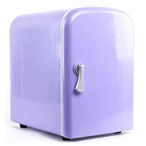wangt draagbare koelbox diepvrieskast, 4 l energie besparen auto-koelkasten, geen geluid, mini-koelkast, voor licht, camping, reizen, cola beer