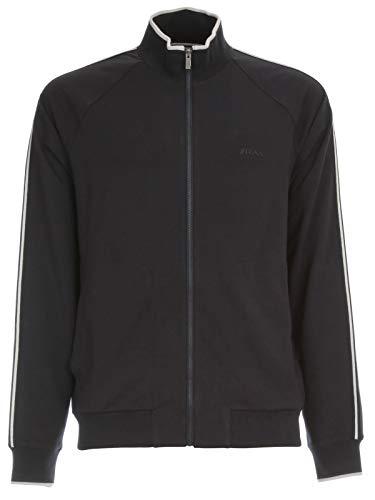 Z ZEGNA Luxury Fashion Herren VU451ZZ857B09 Blau Modal Sweatshirt   Frühling Sommer 20