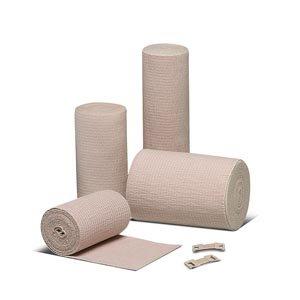 Hartmann USA Contex LF Reinforced Elastic Bandage, 6' x 10 yds, Double Length, 6 bx 54610000