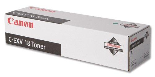 Canon 0386B002 C-EXV 18 Tonerkartusche schwarz 8.400 Seiten
