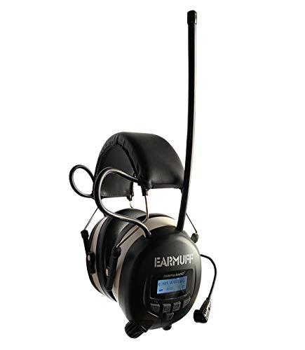 3M BLUETOOTH SNR 24db Digital Radio Gehörschutz Kopfhörer - 3