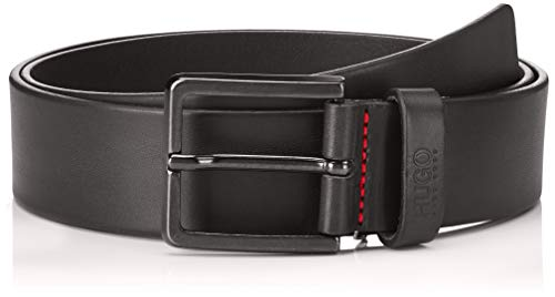 HUGO Men's Gionio SZ40 Belt,Black (Black 001),UK 85