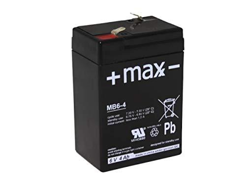 Akku kompatibel Handstaubsauger Rossmann Modell LD 080 6V 4Ah AGM Blei