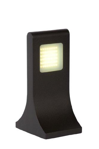Lucide JURA - Applique Murale Extérieur - LED - 1x5W 3000K - IP54 - Noir