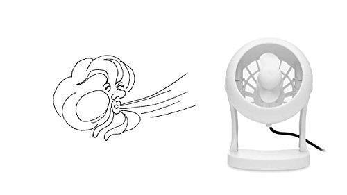 USB ventilador de pie ventilador mini escritorio