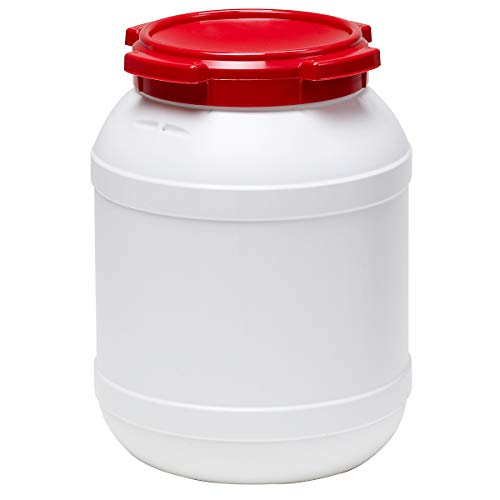 Tonnelet 26 litres – fût conteneur en plastique cuve bidon alimentaire