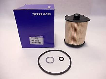 Genuine Volvo 31372212, Engine Oil Filter (Includes Drain Plug Gasket 977751)