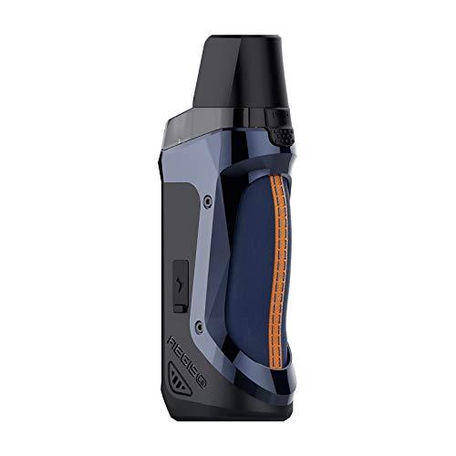 GEEKVAPE Aegis Boost LE Bonus Kit Pod Pod 3.7ML Cartucho 40W Vape con 5 bobinas Vaporizador electrónico de cigarrillos Construido en 1500 Mah Batería