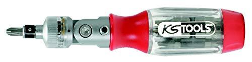 "KS Tools 911.2470 1/4"" Ratschen-Bit-Schraubendreher, 190mm"
