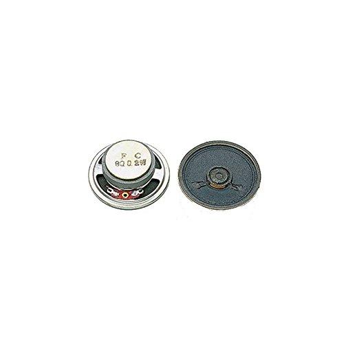 VELLEMAN - MLS3 Mini Lautsprecher, 2W/8 Ohm, Š 66 mm 144503