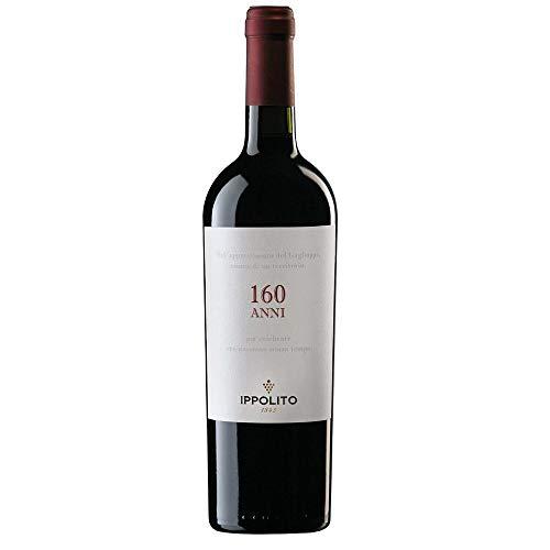 Ippolito 1845 Calabria Rosso IGT 160 anni 2016 - Vino Rosso Fermo 75 cl