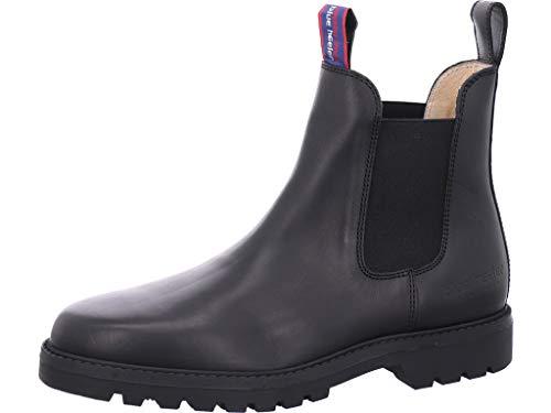 Blue Heeler Chelsea Boot Jackaroo black, Black, 36 EU