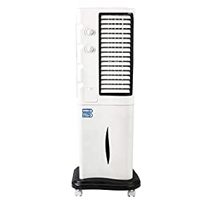 Usha Frost 35FT1 35-Litre Tower Cooler (White)