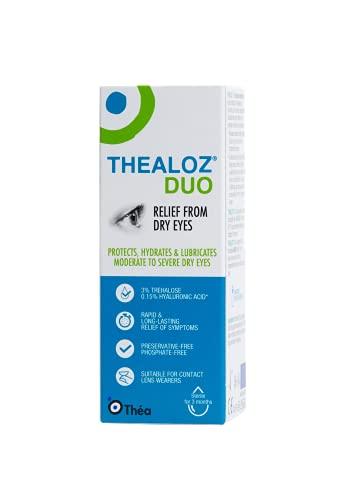 Thealoz Duo - Gotas para ojos (10 ml)