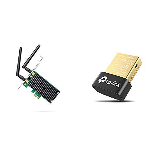 TP-Link Archer T4E Adaptador WiFi AC1200 de Sobremesa PCI Express , Tarjeta...