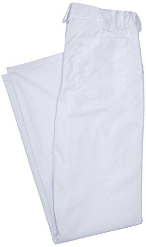 NeoLab 4-1208 werkbroek voor dames, stretch, maat 38, wit