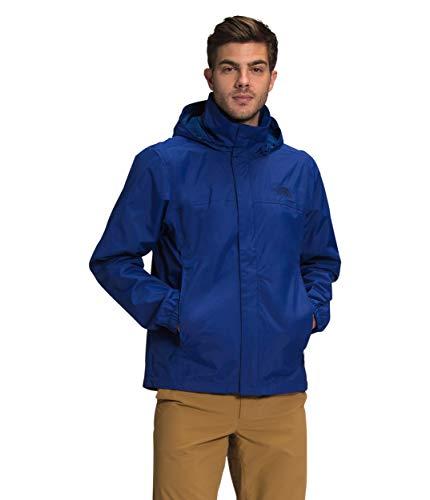 The North Face Men's Resolve Waterproof Jacket, Bolt Blue, S