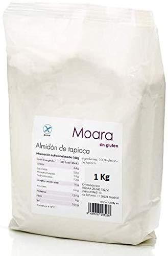 Almidón de Tapioca, Mandioca, Yuca BIO 1 Kg