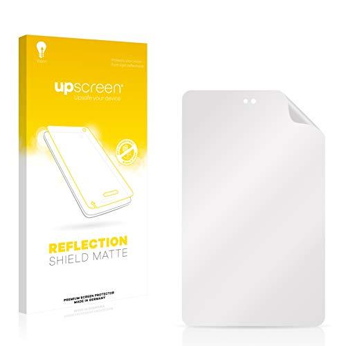 upscreen Entspiegelungs-Schutzfolie kompatibel mit Dell Venue 7 – Anti-Reflex Bildschirmschutz-Folie Matt