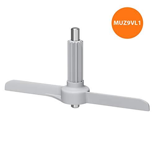 Durchlaufschnitzler Mitnehmer Ersatz für Bosch 10000314 Küchenmaschine Bosch MUM 9 OptiMUM 9 MUM9D33S11 Zubehör Ersatzteile
