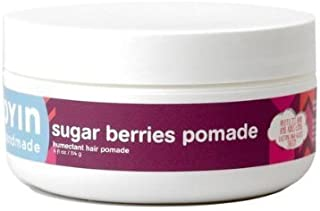Oyin Handmade Sugar Berries All-Veggie Pomade, 4 Ounce