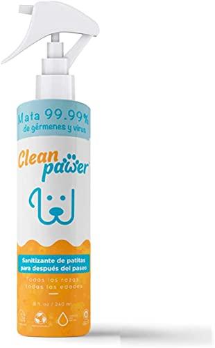 Enjuague Perro  marca Clean Pawer