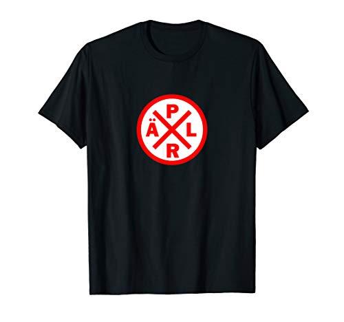 Äppler X Logo T-Shirt | Apfelwein Hessen Bembel Handkäs Fun