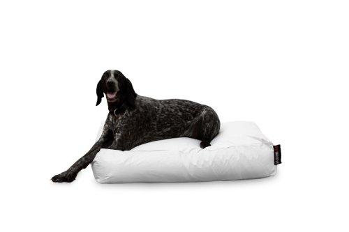 Unbekannt Smoothy Hundebett Hundekissen Hundekorb Dogsmoothy Classic in Weiß