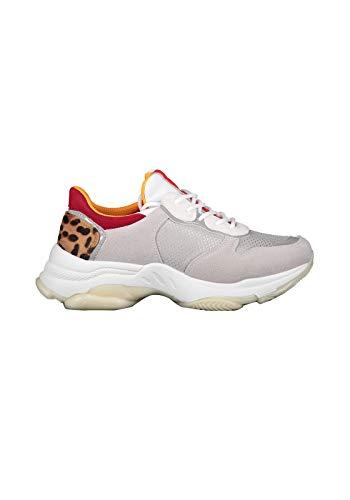 Hailys Sneaker Chunky, Farbe:Rot, Größe:40