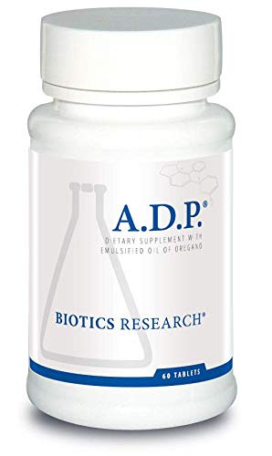 Biotics Research A.D.P. Digestive Formula - 60 Tablets